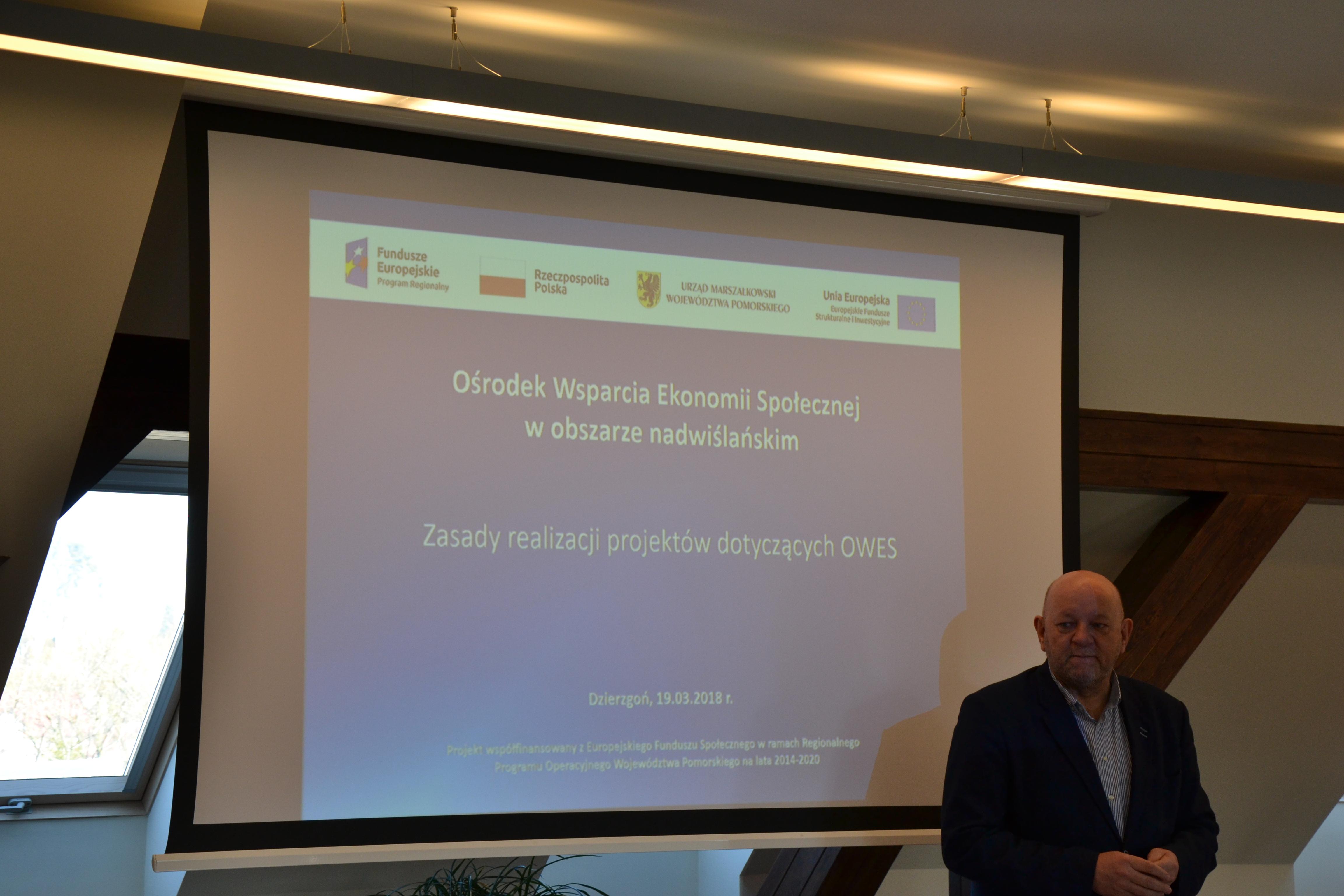 Zdjęcie prezentujące zasady realizacji projektów OWES